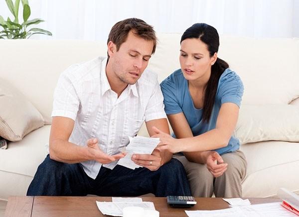 деньги в семейном бюджете