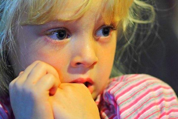 тревожный тип характера ребенка