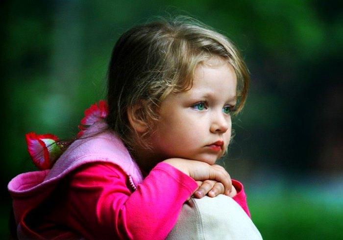 Застревающий тип характера ребенка