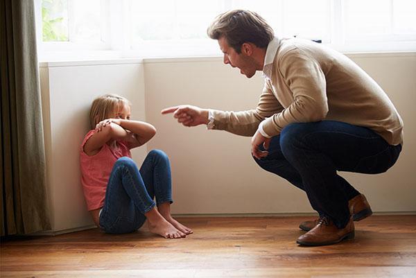 агрессивное отношение взрослых