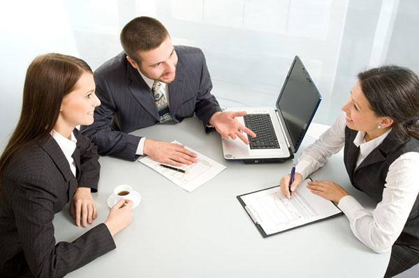учимся деловому общению
