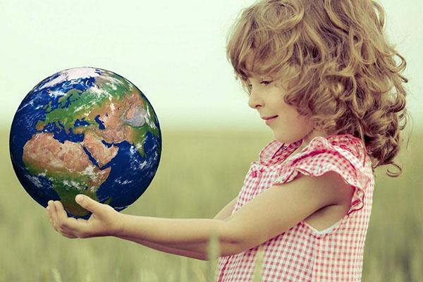 ребенок и мир