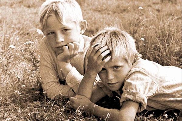 дети 60-х годов