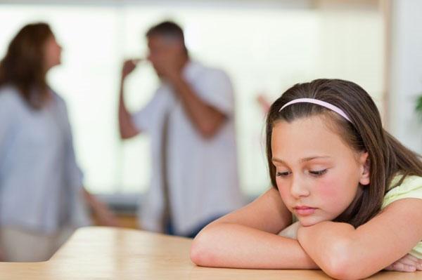 ребенок и отношения родителей