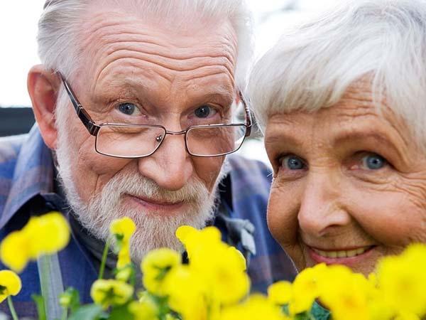 платонические отношения в пожилом возрасте