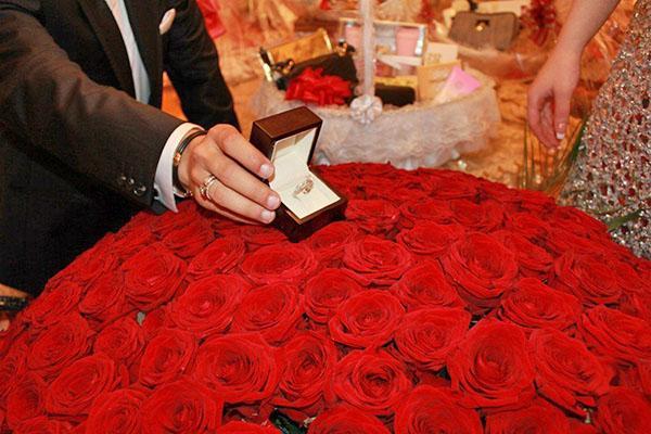 сделать предложение девушке выйти замуж