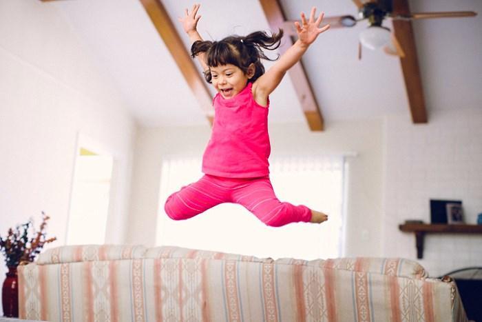 насколько активен ребенок тесты