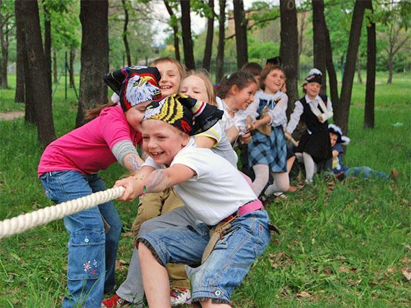 тимбилдинг для школьников