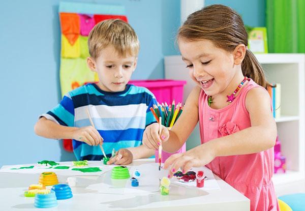 творчество в детстве