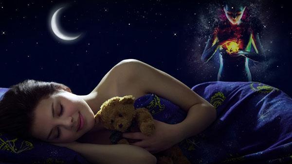 глубокий сон после медитации