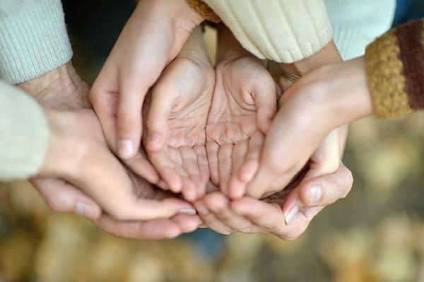 благотворительность в вашем сердце