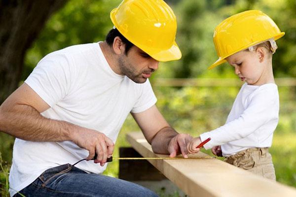 трудовое воспитание в семье