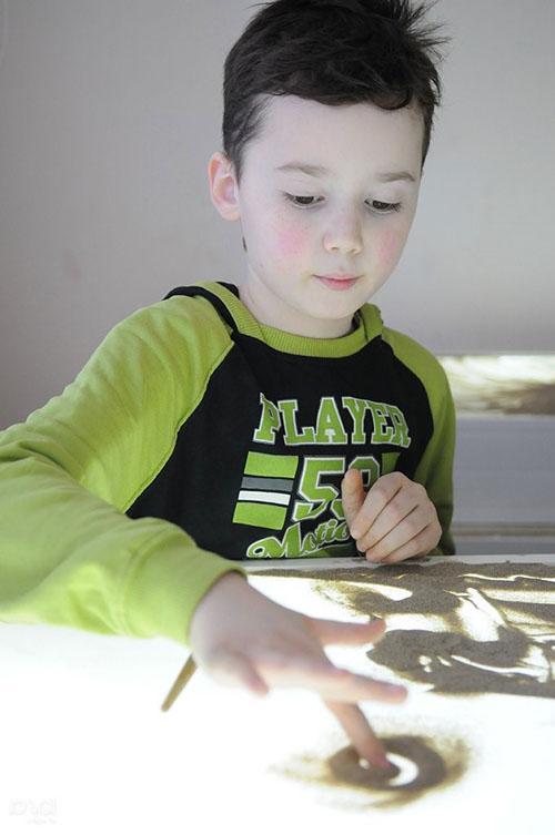 гиперактивный ребенок - высокофункциональный аутизм