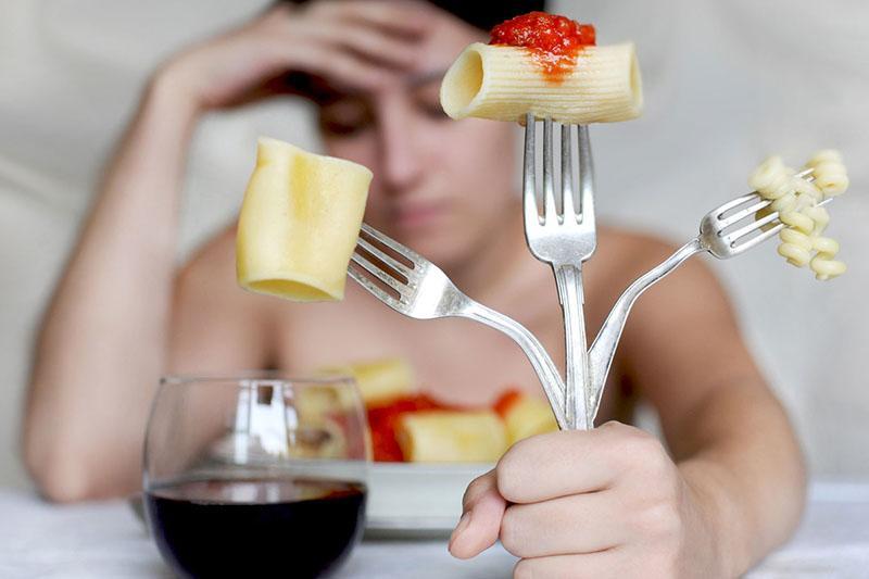 расстроенное пищеварение
