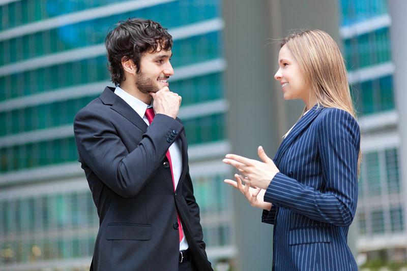 коммуникация между общающимися