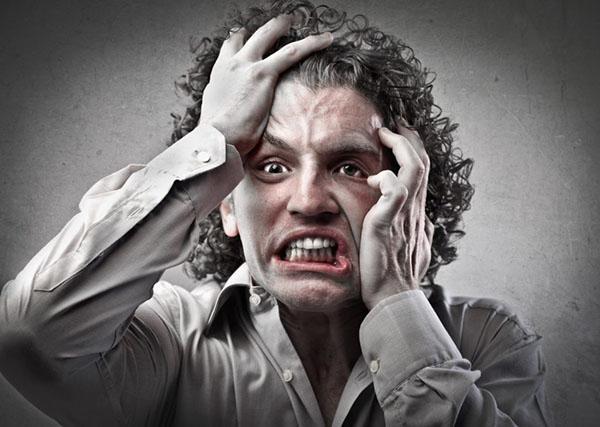 маниакальная депрессия - фаза глубокой печали