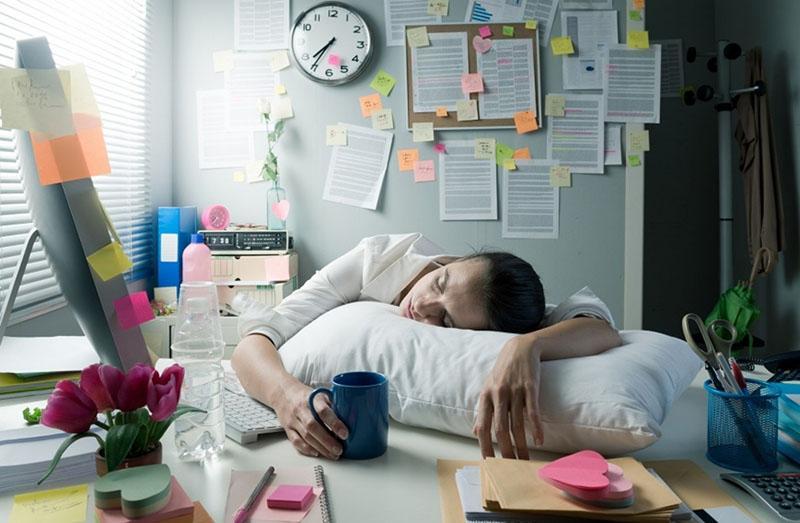 постоянная усталость молодой мамы