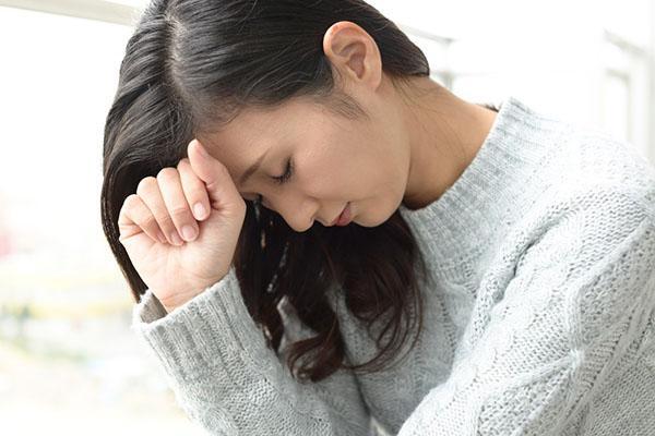 неврастения у женщины