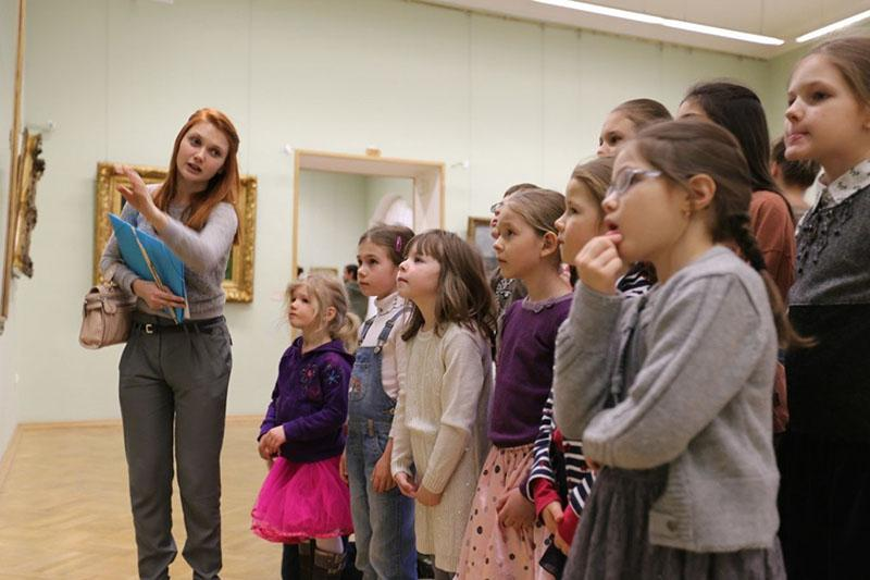 посещение музея как форма воспитания