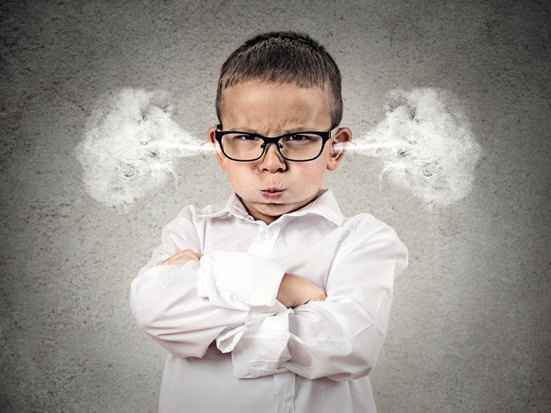 причины неврозов у детей