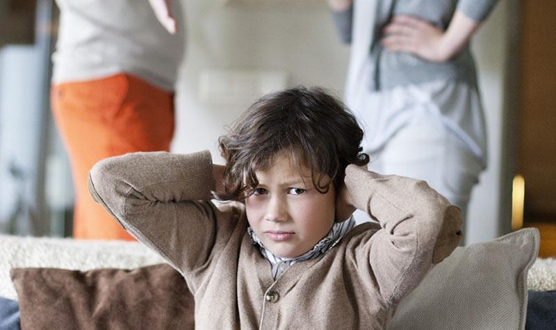 стрессовая ситуация для ребенка