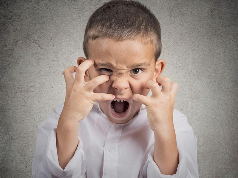 приступы паники у ребенка