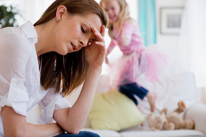 раздражает ребенок своим поведением