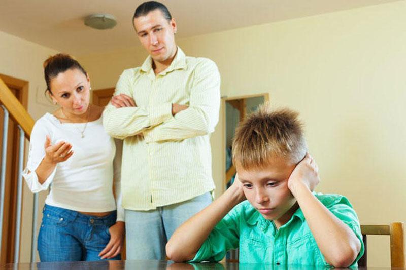 если раздражает ребенок что делать