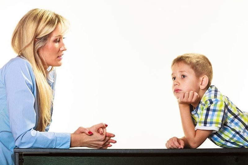 раздражает ребенок что делать маме