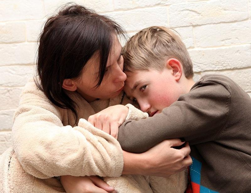 утешительная беседа с ребенком