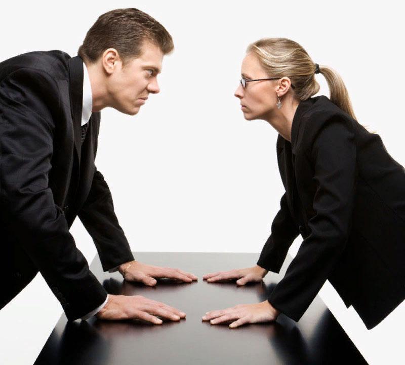 общение при решении конфликтов