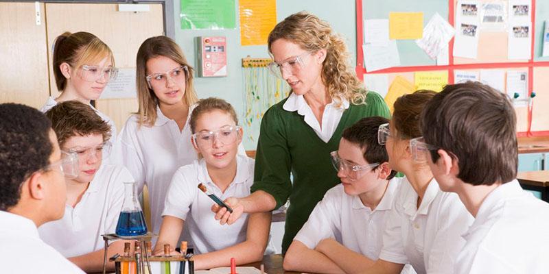 воздействие педагога на учеников