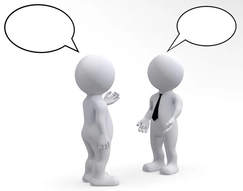 формы и способы общения