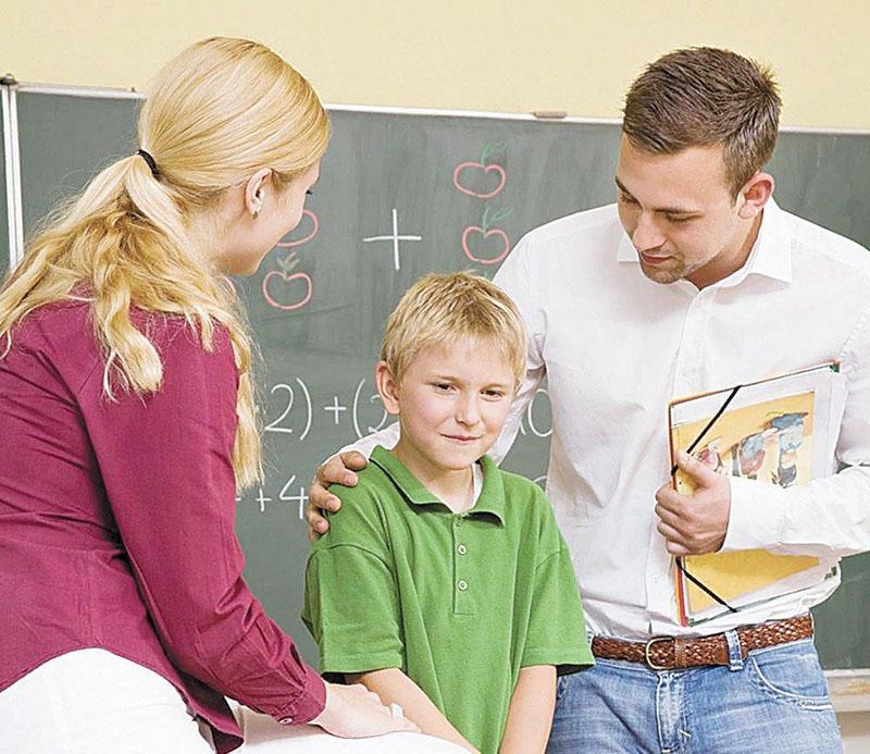 процесс обучения и воспитания