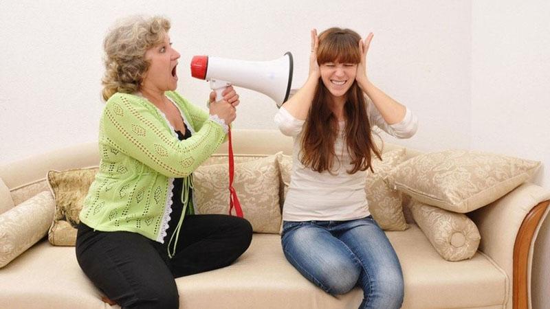 конфликт поколений - правила общения с родителями