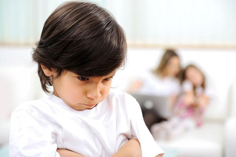 детская ревность и отношения в семье