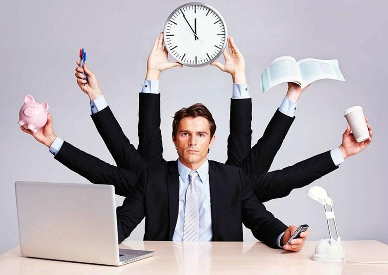нерациональное использование времени