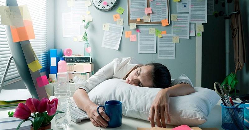 состояние постоянной усталости
