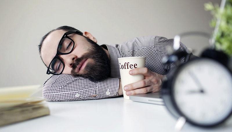 кофе не помогает