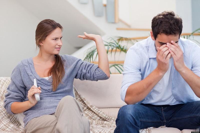 отсутствие желания иметь семью