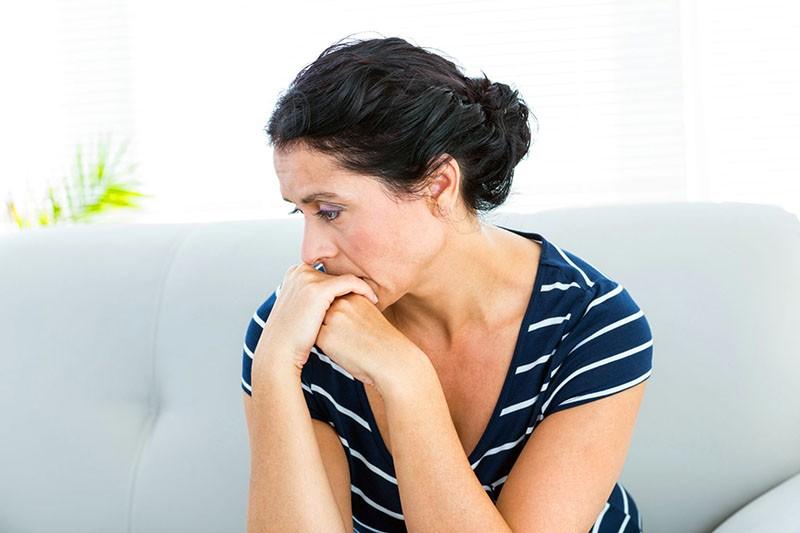 симптомы депрессии у женщин после сорока подавленность
