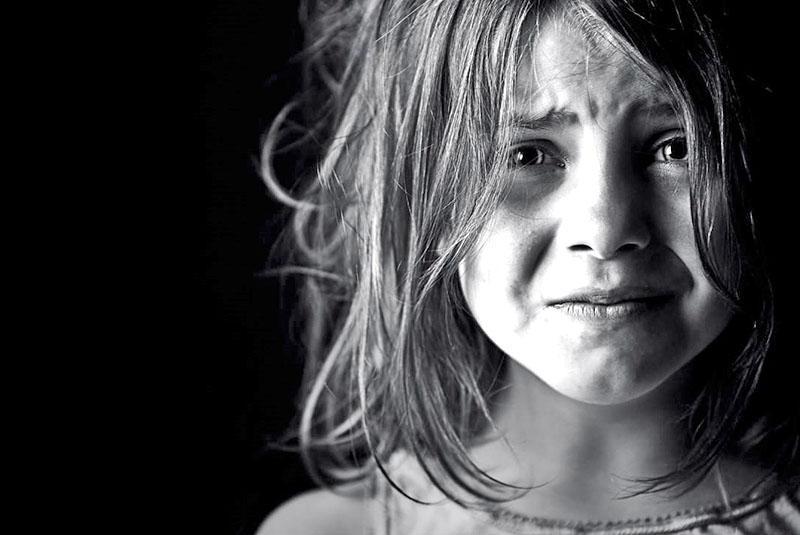 насилие в раннем возрасте