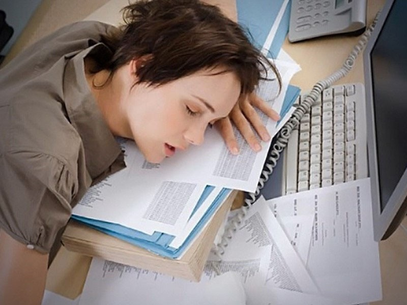 утомление это снижение трудоспособности