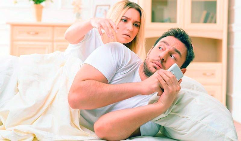 причины развития женской ревности
