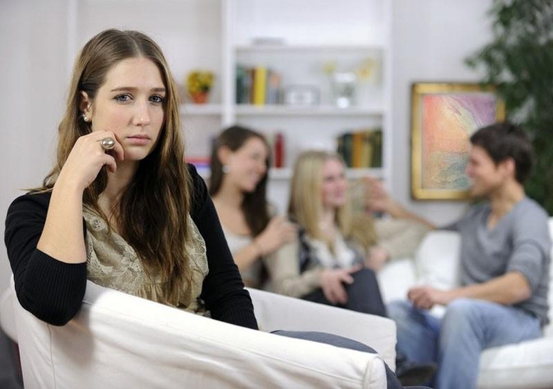 женская ревность и неуверенность в себе