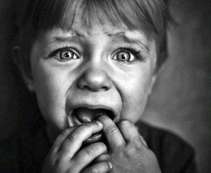 почему появляются детские страхи
