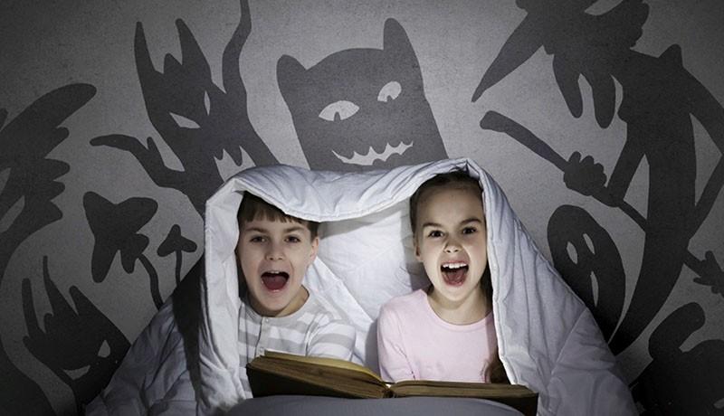 ночные детские страхи