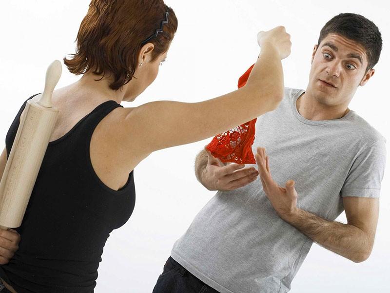 улики супружеской неверности