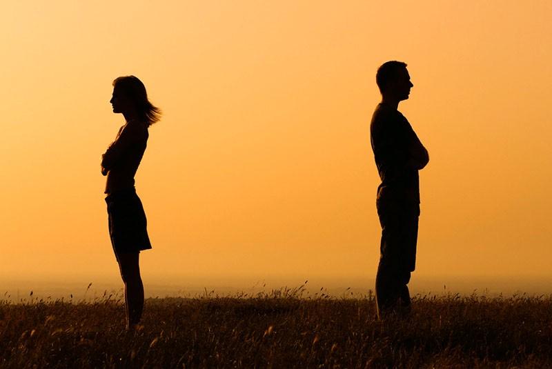 развод и расставание
