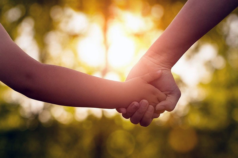 осознанное родительство - счастливый ребенок